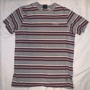 Striped Men's Huf T-Shirt